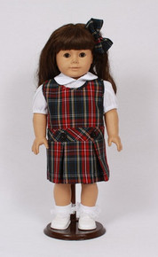 Doll Dress with Drop Waist