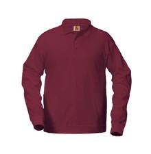 Interlock Overshirt Ls-Wine