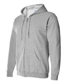 Heavy  Hooded Full-Zip Sweat Shirt Youth
