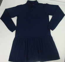 Polo Dress Long Sleeve