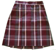 2-Kick Pleat Skirt, Front & Back Regular Size