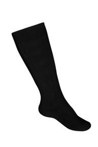 Knee Hi Cable Knit Socks