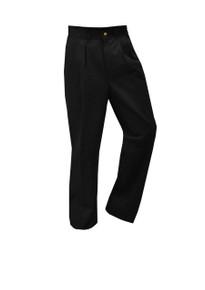 Boys Flannel Pleated Regular Pant