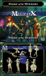 Malifaux Smoke and Mirrors (Colette Box Set) - Arcanists - M2E