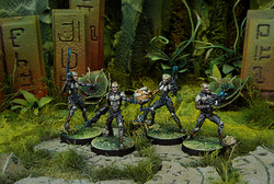 Infinity Kamael Light Infantry - Tohaa