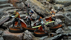 Infinity Der Morlock Gruppe (Combi Rifle, Chain Rifle) - Nomads