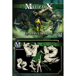 Malifaux Vengeful Spirits (Kirai Box Set) - Resurrectionists - M2E