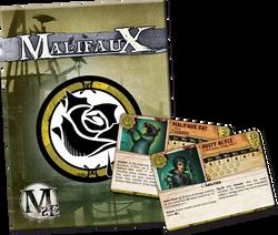 Malifaux Outcast Arsenal Deck (Wave 2) - M2E
