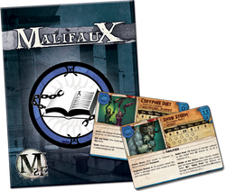 Malifaux Arcanists Arsenal Deck (Wave 2) - M2E