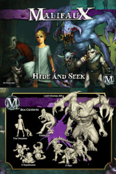 Malifaux Hide and Seek (Dreamer Box Set) - Neverborn - M2E