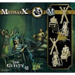 Malifaux The Guilty (3 Pack Outcast Box Set) - Outcasts - M2E
