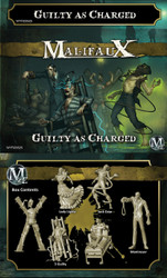 Malifaux Guilty as Charged (Jack Daw Box Set) - Outcasts -M2E