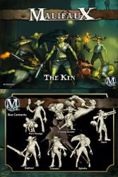Malifaux The Kin (Ophelia Box Set) - Gremlins - M2E