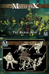 Malifaux The Bayou Boss (Somer Box Set) - Gremlins - M2E