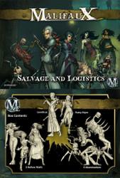 Malifaux Salvage and Logistics (Leveticus Box Set) - Outcasts - M2E