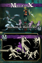 Malifaux Mother of Monsters (Lilith Box Set) - Neverborn - M2E
