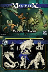 Malifaux Claw and Fang (Marcus Box Set) - Arcanists - M2E