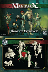 Malifaux Body of Evidence (McMourning Box Set) - Resurrectionists - M2E