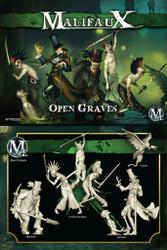 Malifaux Open Graves (Nicodem Box Set) - Resurrectionists - M2E