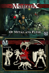 Malifaux Of Metal and Flesh (C. Hoffman Box Set) - Guild - M2E