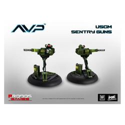 AvP - Sentry Guns