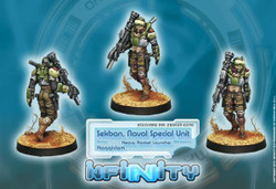 Infinity Sekban, Special Naval Unit (Heavy Rocket Launcher) (1) - Haqqislam