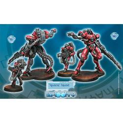 Infinity Iguana Squadron (2) - Nomads