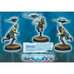 Infinity Warcors, War Correspondents - Mercenaries