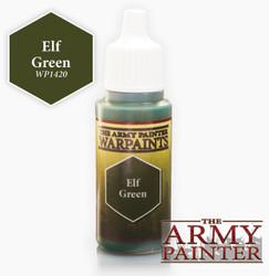 Army Painter: Warpaints Elf Green 18ml