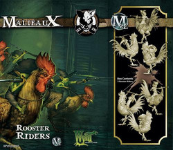 Malifaux Rooster Riders - Gremlins - M2E