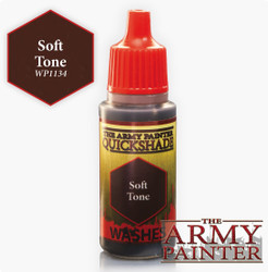 Army Painter: Warpaints Soft Tone Wash / Ink 18ml