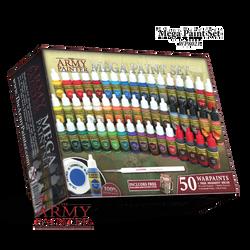 Army Painter: Warpaints Mega Paint Set III (NEW)