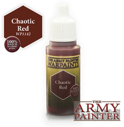 Army Painter: Warpaints Chaotic Red 18ml