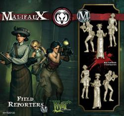 Malifaux Field Reporters - Guild - M2E