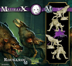Malifaux Rougaru - Resurrectionists - M2E