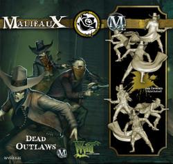 Malifaux Dead Outlaws - Outcasts - M2E