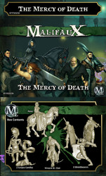 Malifaux The Mercy of Death - Resurrectionists - M2E