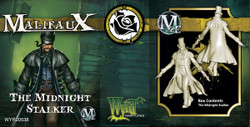 Malifaux The Midnight Stalker - Outcasts - M2E