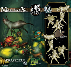 Malifaux Wrastlers - Gremlins - M2E