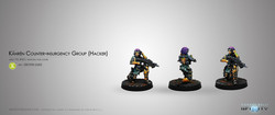 Infinity Kanren Counter Insurgency Group - Yu Jing