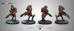 Infinity The Charontids (Plasma Rifle) - Combined Army
