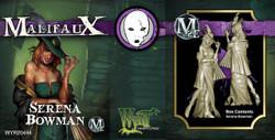 Malifaux Serena Bowman - Neverborn - M2E