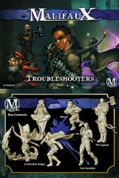 Malifaux - Troubleshooters (Ironsides box) - Arcanists - M2E
