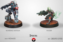 Infinity Spektrs - Nomads