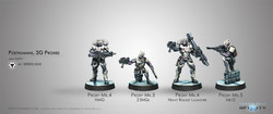 Infinity Posthumans - 2G Proxies - ALEPH
