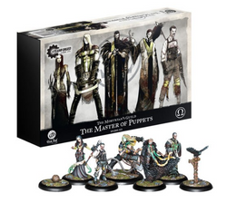 Guild Ball Mortician's Guild - The Master of Puppets - Team Pack