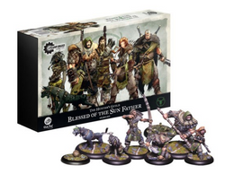 Guild Ball Hunter's Guild - Blessed of the Sun Father - Team Pack