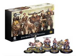 Guild Ball Brewer's Guild - Sing When You're Winning - Team Pack