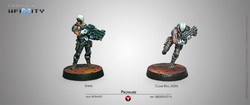 Infinity - Prowlers - Nomads