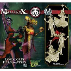 Malifaux Domador De Cadaveres - Guild - M2E
